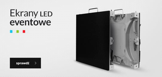 Ekrany LED eventowe sprzedaż